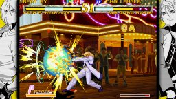 Garou: Mark Of The Wolves (PS4)  © SNK Playmore 2016   3/3