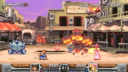 Wild Guns: Reloaded (PS4)  © Natsume 2016   1/3