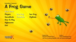 A Frog Game (X360)   © EntwicklerX 2009    1/3