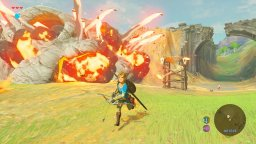 The Legend Of Zelda: Breath Of The Wild (WU)  © Nintendo 2017   2/3