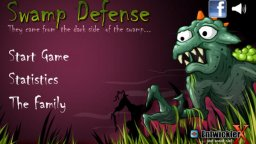 Swamp Defense (IP)  © EntwicklerX 2011   1/3