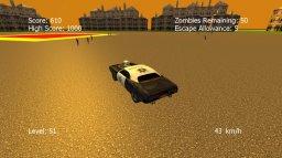 Zombie Death Car (X360)  © Rmm5 2011   2/3