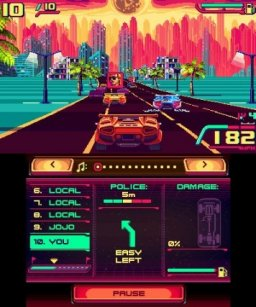 80's Overdrive (3DS)   © Insane Code 2017    1/3