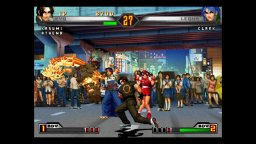 The King Of Fighters '98: Ultimate Match (PS4)  © SNK Playmore 2018   2/3