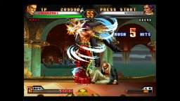 The King Of Fighters '98: Ultimate Match (PS4)  © SNK Playmore 2018   3/3