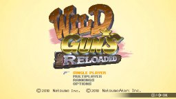 Wild Guns: Reloaded (NS)   © Natsume 2018    1/3