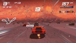 Horizon Chase Turbo (PS4)  © Aquiris 2018   1/3