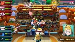 Sushi Striker: The Way Of The Sushido (NS)  © Nintendo 2018   1/3