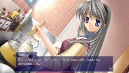 Clannad [Download] (PS4)  © Prototype 2018   3/3