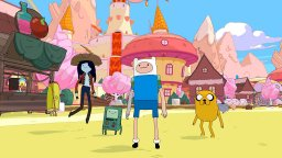 Adventure Time: Pirates Of The Enchiridion (NS)  © Outright 2018   1/3