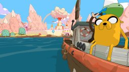 Adventure Time: Pirates Of The Enchiridion (NS)  © Outright 2018   2/3