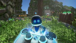Astro Bot: Rescue Mission (PS4)   © Sony 2018    1/3