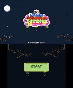 Petite Zombies (3DS)  © RandomSpin 2018   1/3