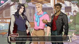 Dream Daddy: Dadrector's Cut (PS4)  © Game Grumps 2018   3/3