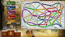 Ticket To Ride (PS4)   © Asmodee Digital 2018    1/3