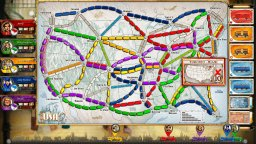 Ticket To Ride (PS4)   © Asmodee Digital 2018    2/3