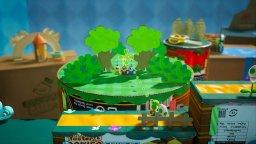Yoshi's Crafted World (NS)  © Nintendo 2019   2/3