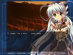 Planetarian: The Reverie Of A Little Planet [Download] (PC)   © Sekai Project 2014    2/3