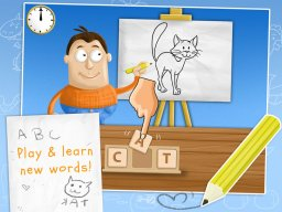 Guess Words: Learn Letters And Words (IPD)  © Tenkai 2015   1/3