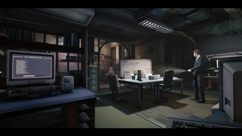 The Occupation (PC)   © Humble Bundle 2019    4/4