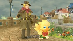 Chocobo's Mystery Dungeon: Every Buddy! (NS)  © Square Enix 2019   1/3