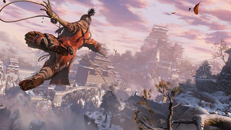 Sekiro: Shadows Die Twice (PS4)  © From Software 2019   4/4