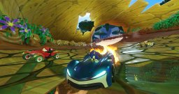 Team Sonic Racing (PS4)  © Sega 2019   1/3