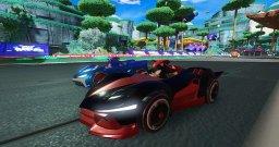 Team Sonic Racing (PS4)  © Sega 2019   2/3