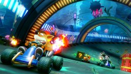 Crash Team Racing: Nitro-Fueled (PS4)   © Activision 2019    1/3
