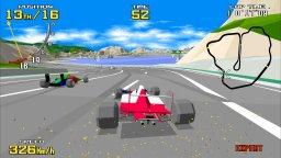 Sega AGES: Virtua Racing (NS)  © Sega 2019   1/3