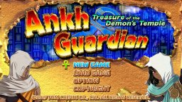 Ankh Guardian: Treasure Of The Demon's Temple (NS)  © Tom Create 2019   1/3