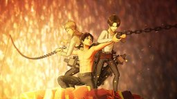 Attack On Titan 2: Final Battle (PS4)  © Koei Tecmo 2019   3/3