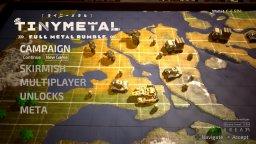Tiny Metal: Full Metal Rumble (NS)  © Area 34 2019   1/3