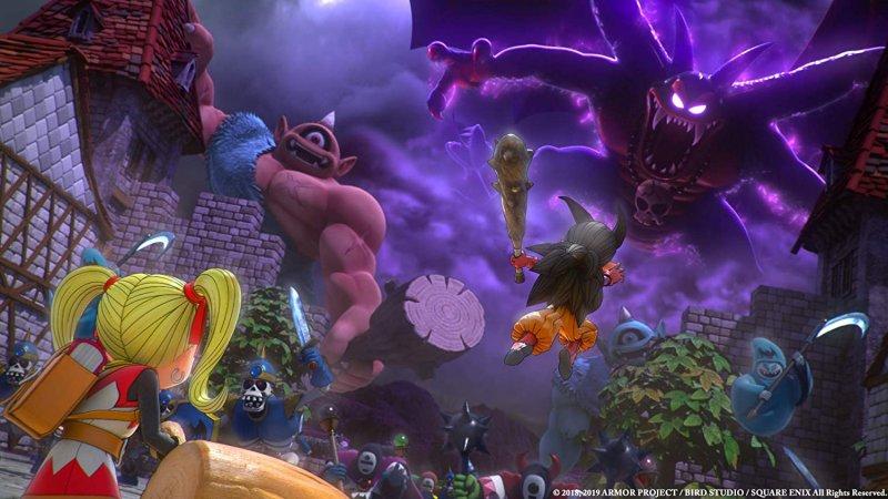 Dragon Quest Builders 2 (PS4)  © Square Enix 2018   4/4