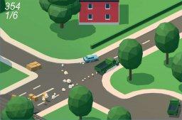 Fear Of Traffic (XBO)  © Bit Service 2016   2/3