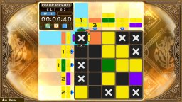 Picross: Lord Of The Nazarick (NS)  © Jupiter 2019   2/3