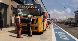 FIA European Truck Racing Championship (PS4)  © BigBen 2019   1/3