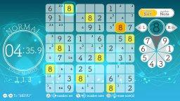 Sudoku Relax 2: Summer Waves (NS)  © G-Mode 2019   2/3