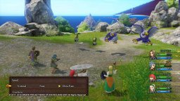 Dragon Quest XI S: Echoes Of An Elusive Age: Definitive Edition (NS)   © Square Enix 2019    2/3