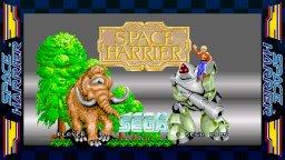 Sega AGES: Space Harrier (NS)  © Sega 2019   1/3
