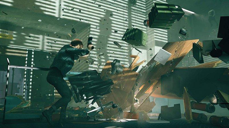 Control (PS4)  © 505 Games 2019   4/5