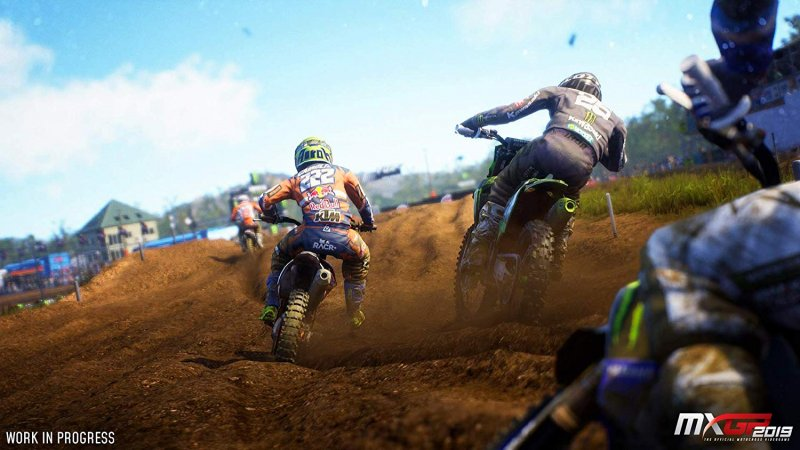 MXGP 2019: The Official Motocross Videogame (XBO)   © Milestone S.r.l. 2019    4/4