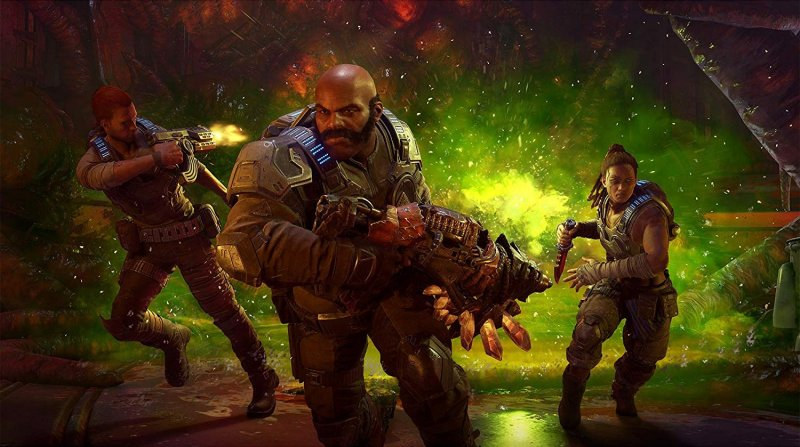 Gears 5 (XBO)  © Xbox Game Studios 2019   4/4