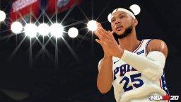 NBA 2K20 (PS4)  © 2K Games 2019   1/3