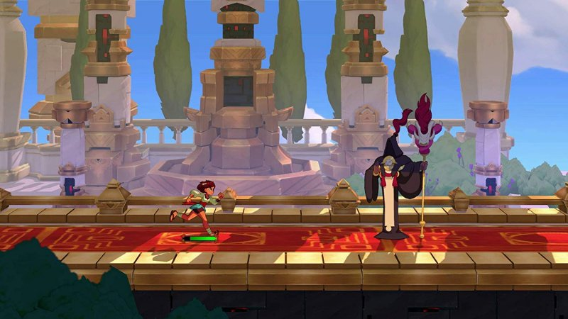 Indivisible (PS4)  © 505 Games 2019   4/7