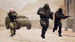 Warzone VR (PS4)  © Sinn Studio 2019   1/3