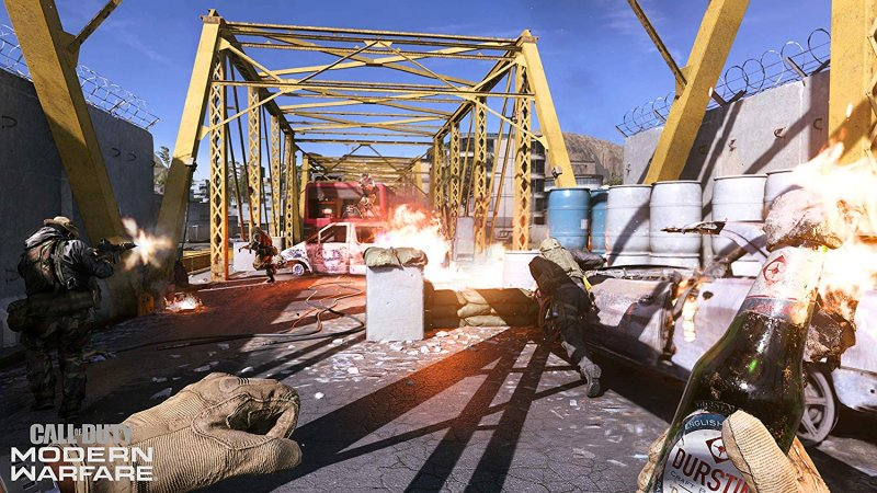 Call Of Duty: Modern Warfare (2019) (PS4)   © Activision 2019    4/4