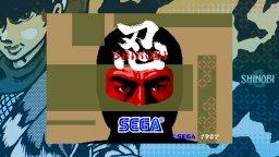 Sega AGES: Shinobi (NS)  © Sega 2019   1/3