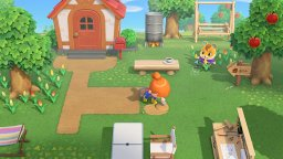 Animal Crossing: New Horizons (NS)  © Nintendo 2020   2/3