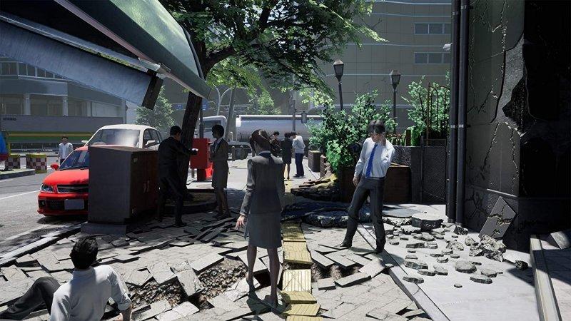 Disaster Report 4: Summer Memories (PS4)  © Granzella 2018   5/5